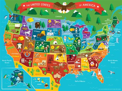 map of the united states natural resources united states history thinglink