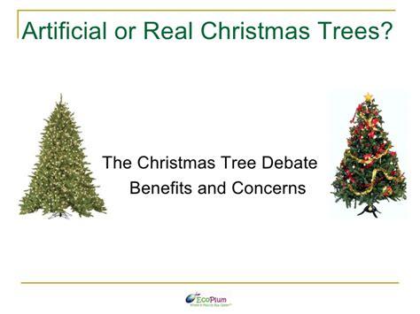 best faux eco friendly christmas tree ho ho ho tree debate eco plum