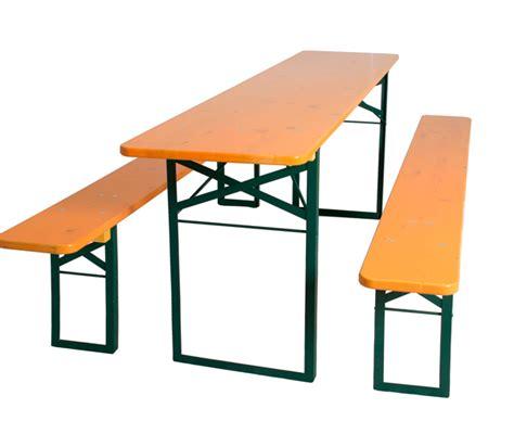 mesas y bancos plegables mesas y bancos plegables para la de la cerveza