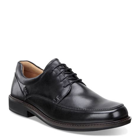 Shoes Leather Shoes Black ecco holton black leather lace shoe shoes by