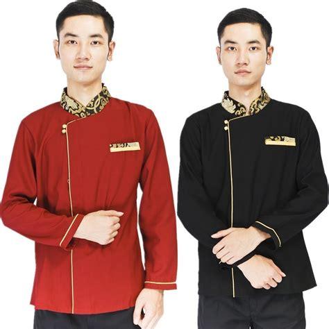 Baju Seragam Hotel seragam kerja front office hotel berbintang bikin baju