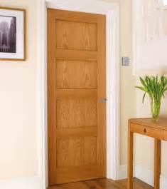 doors howdens 4 panel oak shaker door hardwood doors doors
