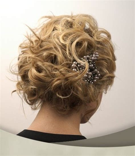 10 Pretty Wedding Updos for Short Hair   Updo, Short