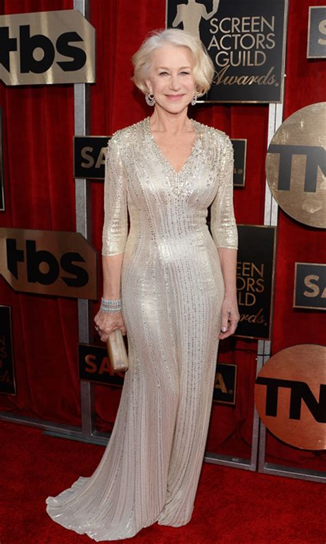 Fashion The Sag Awards Who Looked Great Who Not So Much Second City Style Fashion by Sag Awards 2016 All The Carpet Looks Photo 5