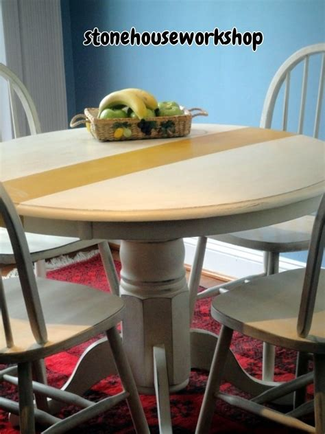 Dining Room Set Painted With Chalk Paint Chalk Paint Dining Room Set Home Sweet Home
