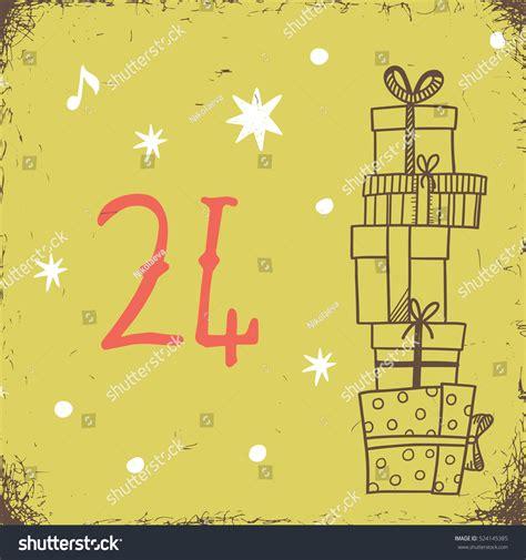 printable christmas card stock christmas advent calendar set printable card stock