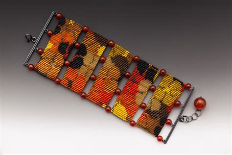 bead loom bracelets loom work beading loom work bracelet beaded bracelet