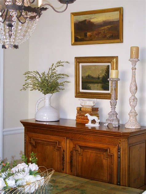 dining room sideboard decorating ideas french inspired design from hgtv interior design styles