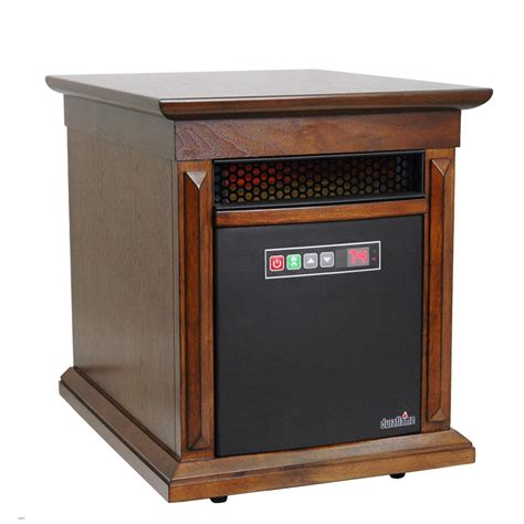 infrared room heaters duraflame 10hm2273 w505 livingston portable infrared space heater