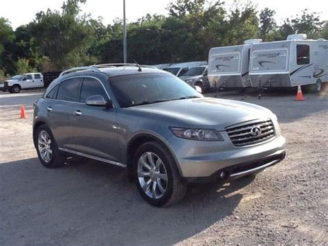 2008 infiniti fx45 for sale purchase used 2008 infiniti fx45 awd 4dr in tulsa