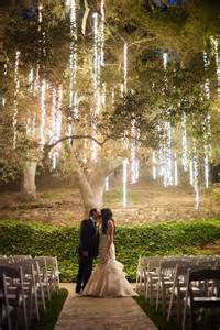 outdoor wedding with lights 14 amazing outdoor wedding decorations ideas