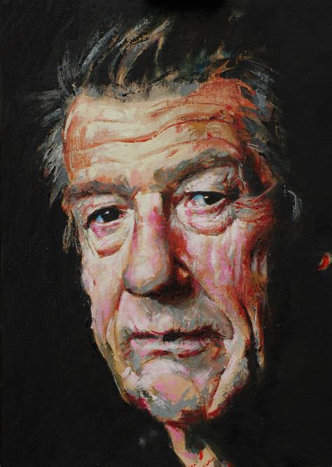 portrait painting shane sidlow portraits paintings and sketches oils pencil charcoal rotring