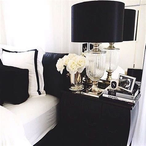 bedroom decoration black and white combination wall bedroom beautiful combinations black and white