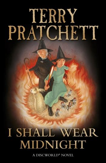 midnight books terry pratchett i shall wear midnight sff book reviews