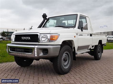 Toyota Up 4x4 Toyota Land Cruiser Hzj79l 4x4 Up New For Sale At