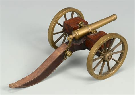 miniature cannons lot 579 of 7 miniature cannons