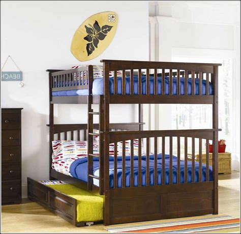 full size kids bed bunk beds amazing full size bunk beds ana white