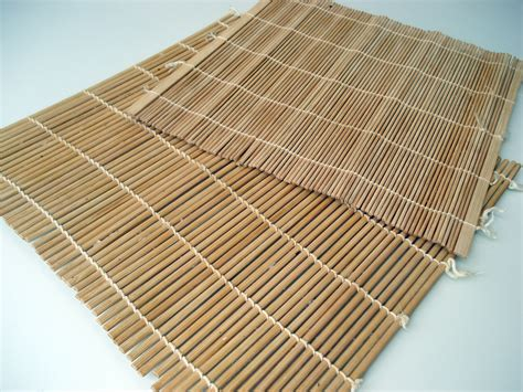 How To Make Photo Mats by Korean Cooking Kitchenware Bamboo Mat Maangchi