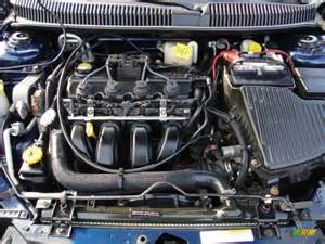 Chrysler Neon Engine 2003 Dodge Neon Se 2 0 Liter Sohc 16 Valve 4 Cylinder