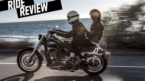 harley riding ride review the harley davidson dyna low rider helped me