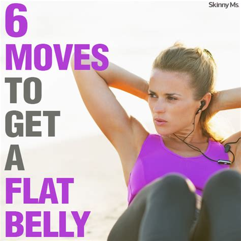 how to get a flat stomach after a c section 6 moves to get a flat belly