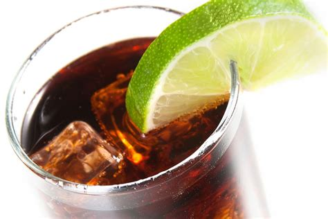 Happy Hour Vanilla Rum Colas 2 by 6 Favorite Happy Hour Drink Recipes With A Twist Or Two