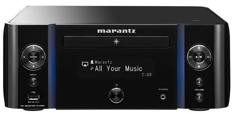 Marantz M Cr611 Melody Media marantz m cr611 melody media cd mini systeme 49 2942