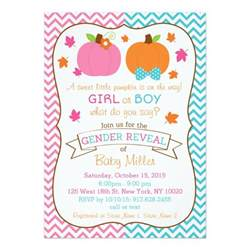 gender reveal invitation template personalized gender reveal invitations