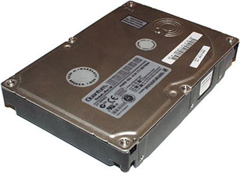 Harddisk Quantum quantum drive elec intro website