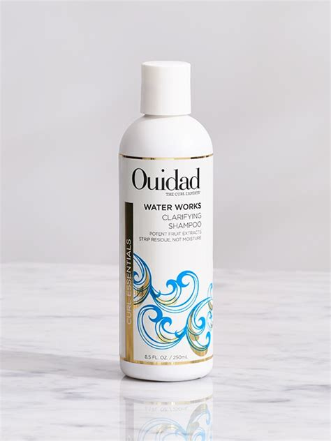 All Clear Hair Detox Reviews by Water Works Clarifying Shoo Ouidad