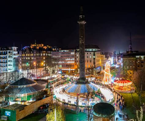 3 reasons to celebrate christmas in edinburgh thetoptier