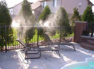 Spray Misters For Patio by Options
