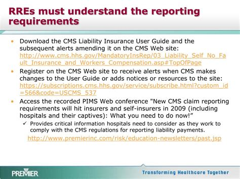 section 111 reporting ppt medicare secondary payer rules impact of section