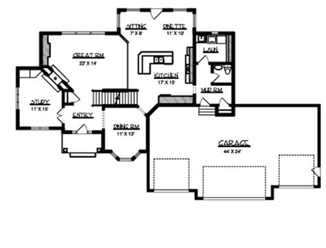 1 level floor plans maple grove house the maple grove house plan green builder house plans
