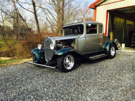 1931 Chevrolet Parts 1931 Chevy Independence 5 Window Coupe
