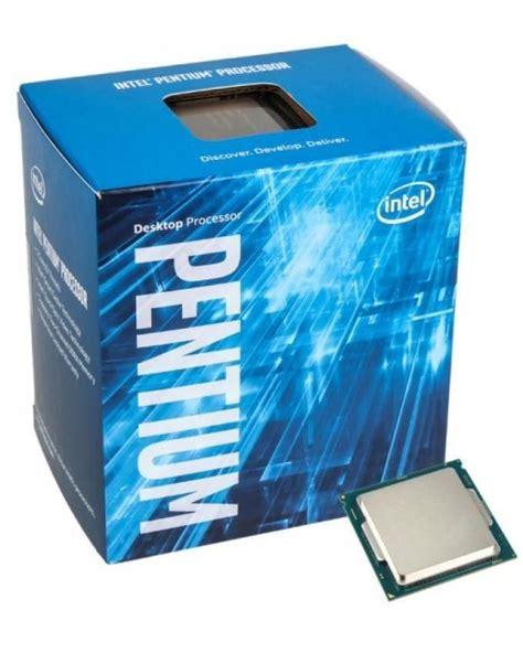 Intel Pentium G4400 Lga 1151 Skylake Processor سعر ومواصفات intel pentium g4400 skylake dual 3 3ghz lga 1151 desktop processor with intel