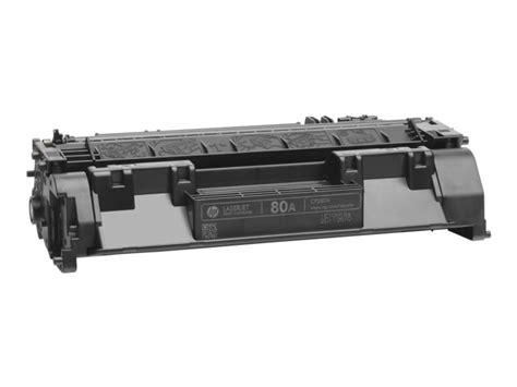 Toner Hp 80a cf280a hp 80a black original laserjet toner