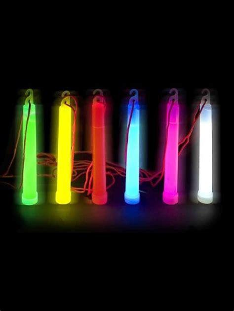 glow in the paint bulk 6 quot glow stick bulk glowsticks ltd