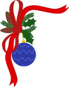 christmas decorations clip art free clipart best