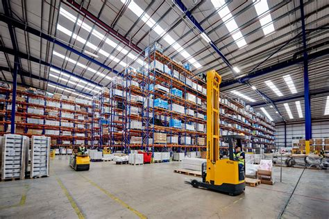 screwfix jobs screwfix opens fourth distribution centre to support