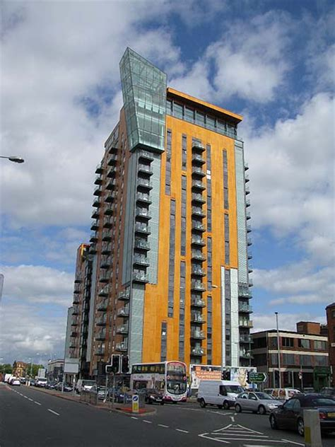 manchester appartment skyline central