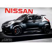 Nissan Juke R  The First Official Picture From