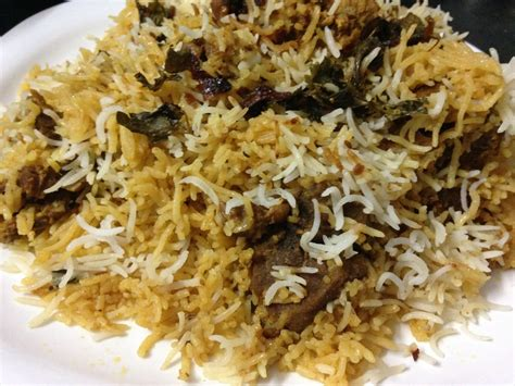 Kitchens Of India Hyderabadi Biryani Recipe Hyderabadi Mutton Biryani Recipe Indian Kitchen
