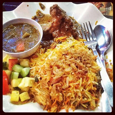 Nasi Briyani Biryani Kambing Promo ali nachia briyani singapore burpple