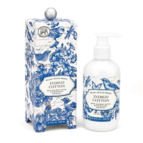 michel design works home fragrance diffuser indigo cotton michel design works indigo cotton lotion birds of a feather