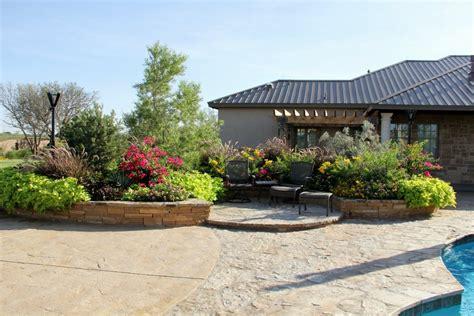 landscape design materials midland tx agave garden