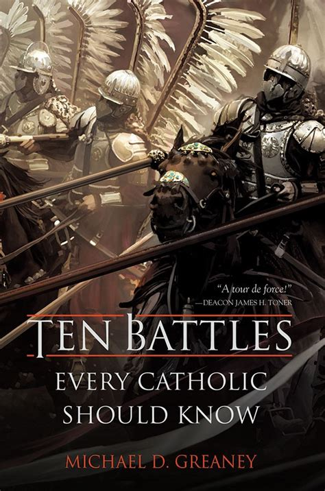10 battles every catholic should