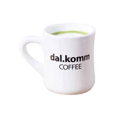 Green Coffee Latte green tea latte dal komm