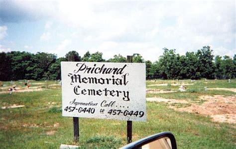 Free Records Mobile Al Prichard Memorial Gardens Mobile County Alabama