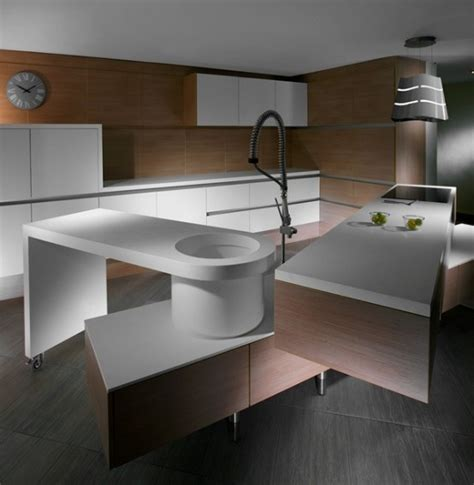 Bathroom Counter Sets Minimalist Kitchen With Set Counter Tops Digsdigs
